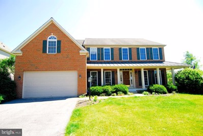 9099 Belvedere Drive, Frederick, MD 21704 - #: MDFR248476