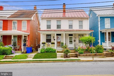 124 E 7TH Street, Frederick, MD 21701 - #: MDFR248508