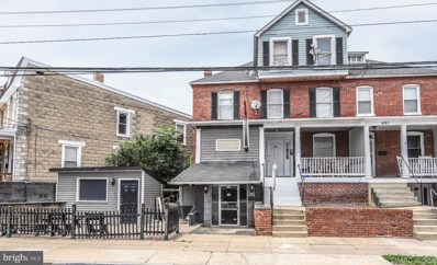 489 E Church Street, Frederick, MD 21701 - #: MDFR248562