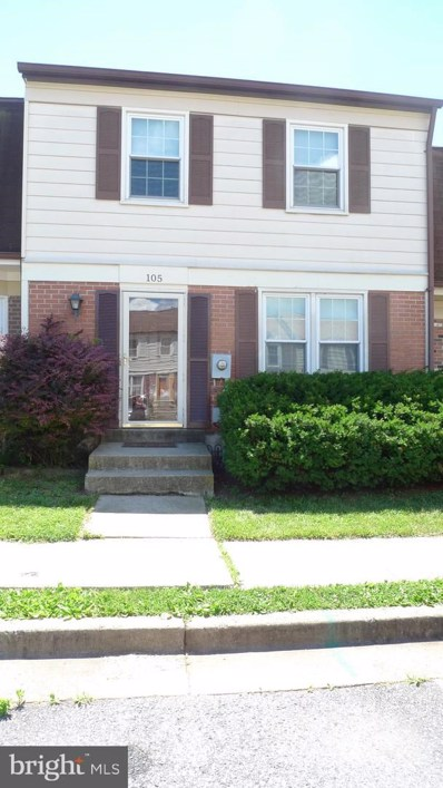 105 Lauren Court, Frederick, MD 21703 - #: MDFR248980