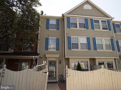 592 Hollyberry Way, Frederick, MD 21703 - #: MDFR249126