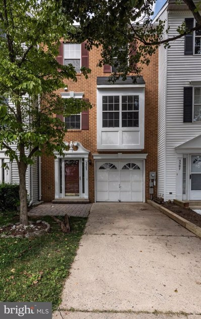 5505 Oberlin Place, Frederick, MD 21703 - #: MDFR249152