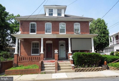 309 W South Street W, Frederick, MD 21701 - #: MDFR250456