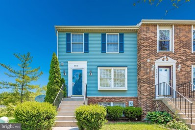 6618 Spokeshave Court, Frederick, MD 21703 - #: MDFR251020