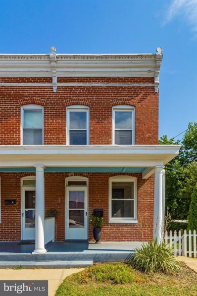 7 E 7TH Street, Frederick, MD 21701 - #: MDFR251194
