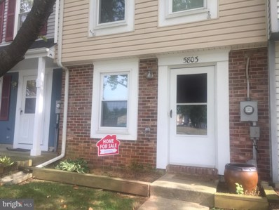 5803 Whitfield Court, Frederick, MD 21703 - #: MDFR251258