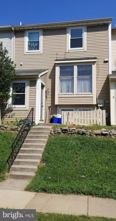 530 Ellrose Court, Frederick, MD 21703 - MLS#: MDFR251476