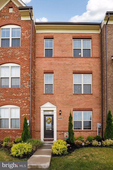 4405 Weald Place, Monrovia, MD 21770 - #: MDFR251504