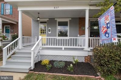 837 Motter Avenue, Frederick, MD 21701 - #: MDFR251514