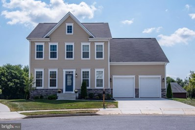 600 Hedgerow Court, Frederick, MD 21703 - #: MDFR251662