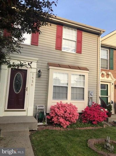 1539 Saint Lawrence Court, Frederick, MD 21701 - #: MDFR253004