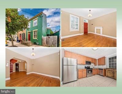 101 S Bentz Street, Frederick, MD 21701 - #: MDFR253342