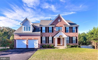 3852 Turf Court S, Mount Airy, MD 21771 - #: MDFR253906