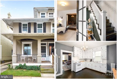 312 Park Avenue, Frederick, MD 21701 - #: MDFR254012