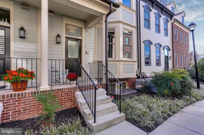 36 Maxwell Square, Frederick, MD 21701 - #: MDFR254070