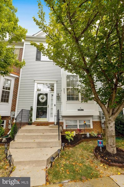 927 Mosby Drive, Frederick, MD 21701 - #: MDFR254228