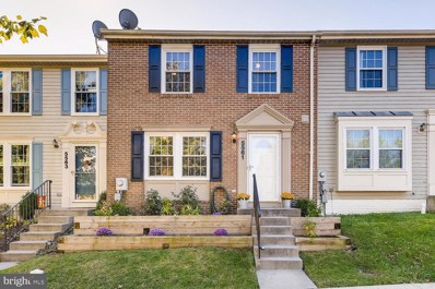 5561 Talbot Court, New Market, MD 21774 - #: MDFR254994