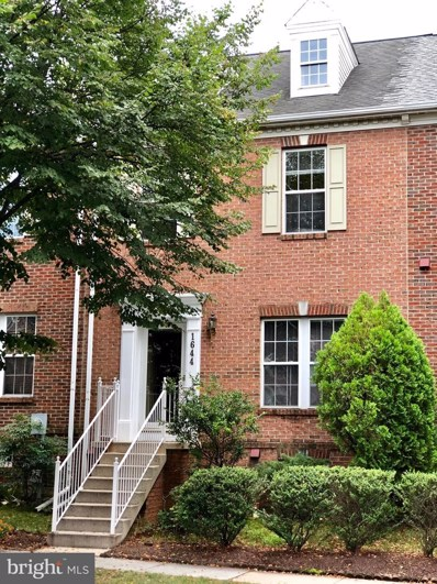 1644 Coopers Way, Frederick, MD 21701 - #: MDFR255104