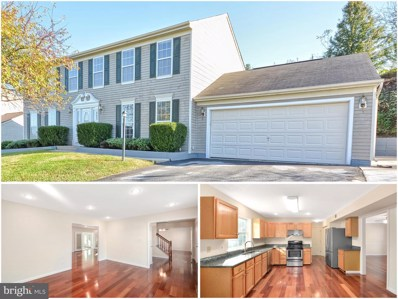 117 Ivy Hill Drive, Middletown, MD 21769 - #: MDFR255540