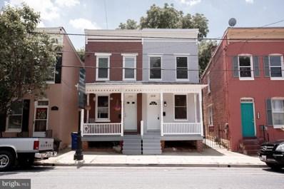 308 W South Street, Frederick, MD 21701 - #: MDFR256830