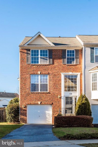 1913 Crossing Stone Court, Frederick, MD 21702 - #: MDFR256958