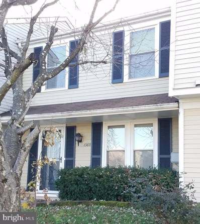1383 David Lane, Frederick, MD 21703 - #: MDFR257058