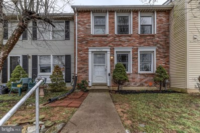 1702 Carriage Court, Frederick, MD 21702 - MLS#: MDFR258082