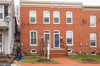 221 E 6TH Street, Frederick, MD 21701 - #: MDFR258322