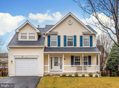 89 George Thomas Drive, Frederick, MD 21702 - #: MDFR258898