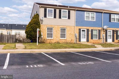 1115 Providence Court, Frederick, MD 21703 - #: MDFR259312