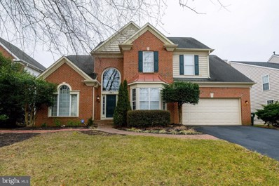 1761 Wheyfield Drive, Frederick, MD 21701 - #: MDFR259648