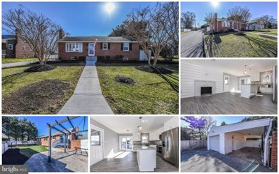 2 E 13TH Street, Frederick, MD 21701 - #: MDFR260302