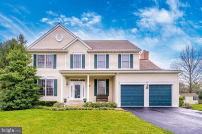 1902 Whetstone Court, Frederick, MD 21702 - #: MDFR260996