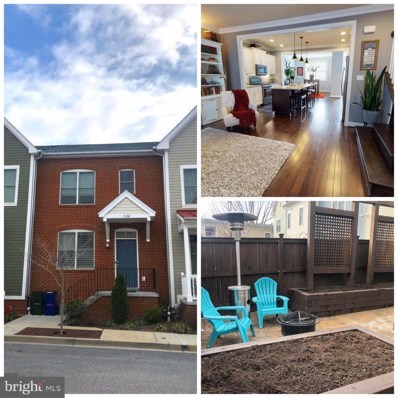 522 Klineharts Alley, Frederick, MD 21701 - MLS#: MDFR261042
