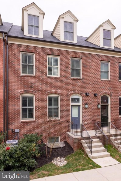 56 Maxwell Square, Frederick, MD 21701 - #: MDFR261330