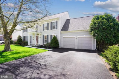 6327 Knollwood Drive, Frederick, MD 21701 - #: MDFR261756