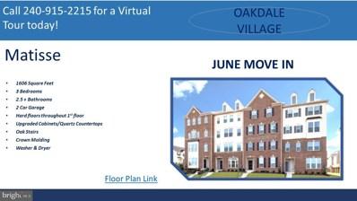 5936 Etterbeek Street, Ijamsville, MD 21754 - #: MDFR262246