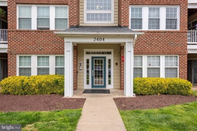 2404 Dominion Drive UNIT 2B, Frederick, MD 21702 - #: MDFR262954