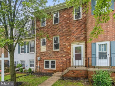 1635 Colonial Way, Frederick, MD 21702 - #: MDFR263288