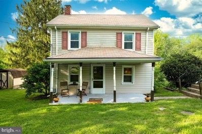4919 Old Swimming Pool Road, Frederick, MD 21703 - #: MDFR263730