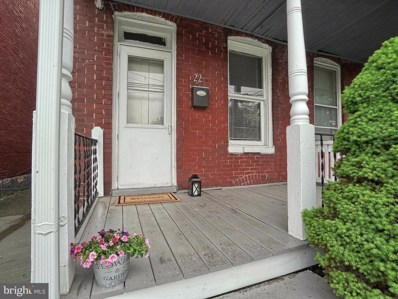 22 E Seventh Street, Frederick, MD 21701 - #: MDFR263734
