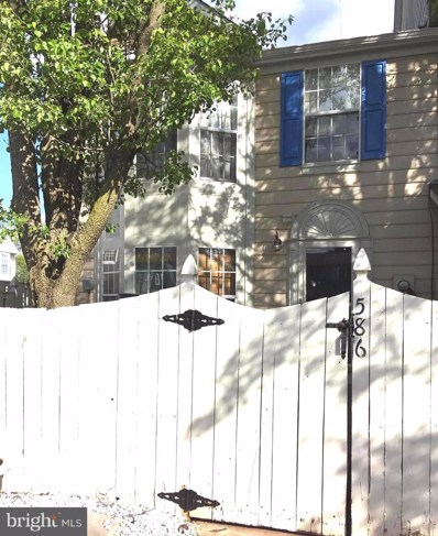 586 Hollyberry Way, Frederick, MD 21703 - MLS#: MDFR263792