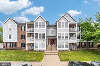 609 Himes Avenue UNIT 105, Frederick, MD 21703 - #: MDFR264188