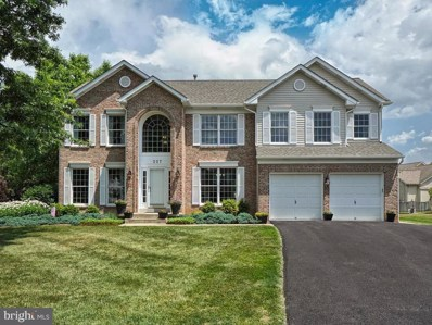 227 Deer Run Drive, Walkersville, MD 21793 - #: MDFR266092