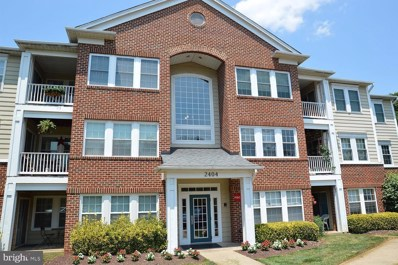 2404 Dominion Drive UNIT 1C, Frederick, MD 21702 - #: MDFR266958