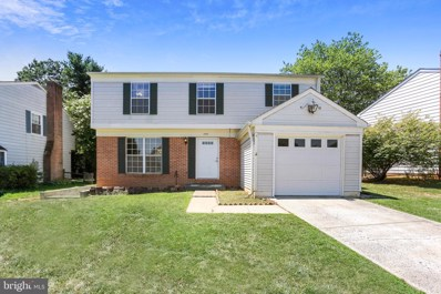 1522 Andover Lane, Frederick, MD 21702 - #: MDFR268400
