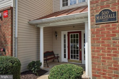 500-G  Marshall Court UNIT 3G, Frederick, MD 21703 - #: MDFR268438
