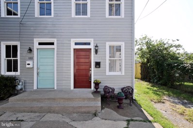 124 Water Street, Frederick, MD 21701 - #: MDFR268804