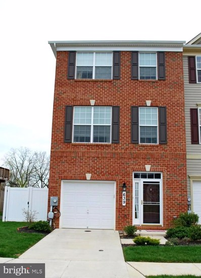 639 Cawley Drive, Frederick, MD 21703 - #: MDFR271408
