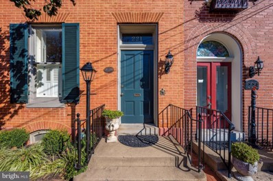 221 E Church Street, Frederick, MD 21701 - #: MDFR271434